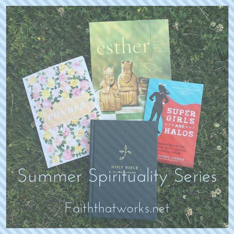 Summer Spirituality Series